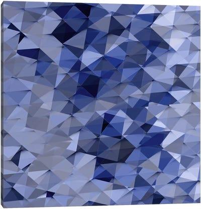 Geometric Squared VI Canvas Art Print