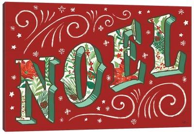 Holiday Joy II Canvas Art Print