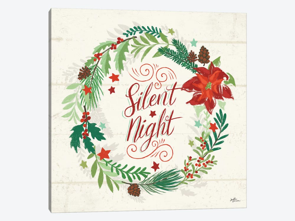 Holiday Joy IV by Janelle Penner 1-piece Art Print