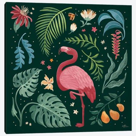 Jungle Love VI Canvas Print #JAP163} by Janelle Penner Canvas Print