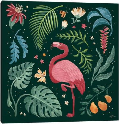 Jungle Love VI Canvas Art Print