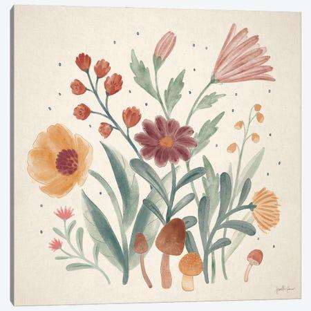 Cottage Botanical II Canvas Print #JAP214} by Janelle Penner Canvas Art