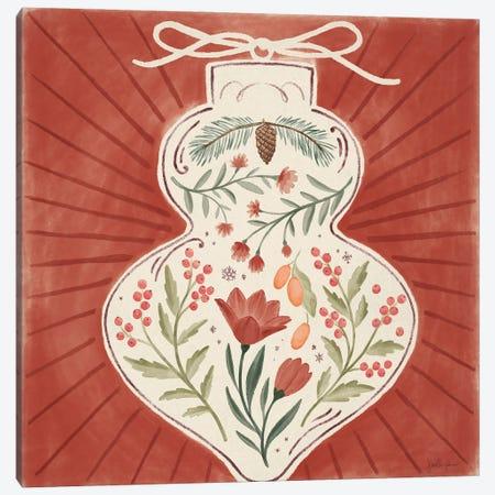 Winter Blooms VII Canvas Print #JAP231} by Janelle Penner Canvas Art Print
