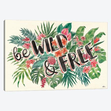 Jungle Vibes VI Canvas Print #JAP23} by Janelle Penner Canvas Art Print