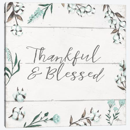 Blessed VI.II Canvas Print #JAP43} by Janelle Penner Canvas Print