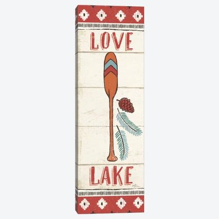 Vintage Lake XII Canvas Print #JAP53} by Janelle Penner Canvas Art