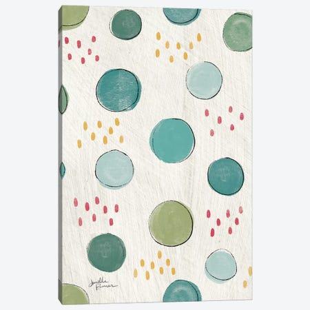 Boho Field Pattern IIIA Canvas Print #JAP59} by Janelle Penner Canvas Art