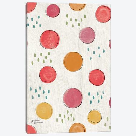 Boho Field Pattern IIIB Canvas Print #JAP60} by Janelle Penner Canvas Art Print