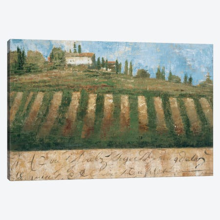 Rustic Tuscany Canvas Print #JAR104} by Liz Jardine Art Print