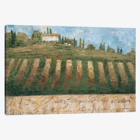 Rustic Tuscany Canvas Print #JAR104} by Liz Jardine Art Print