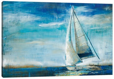 Sail Away Canvas Art Print