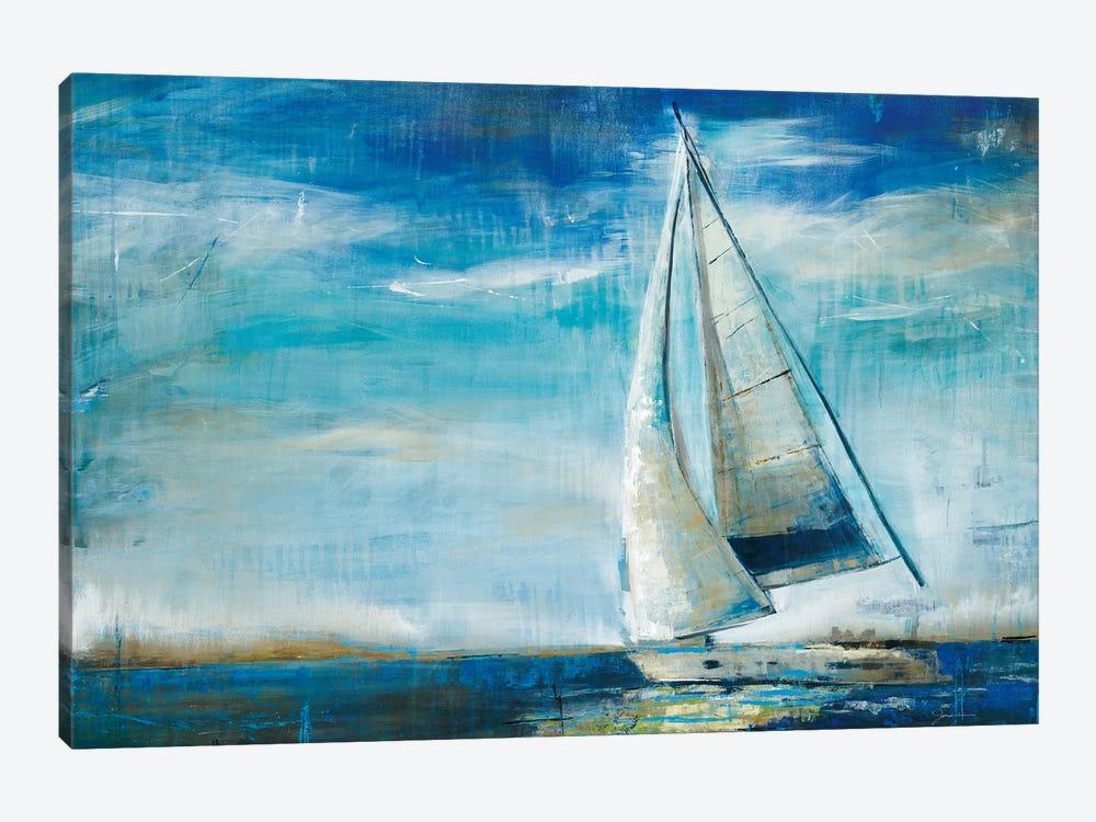 Sail Away by Liz Jardine 1-piece Canvas Artwork