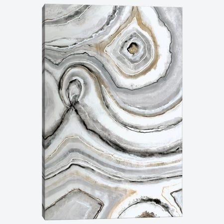 Shades Of Gray I Canvas Print #JAR106} by Liz Jardine Art Print