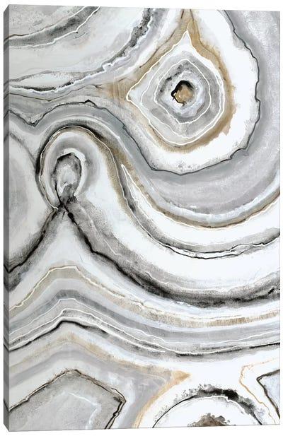 Shades Of Gray I Canvas Art Print