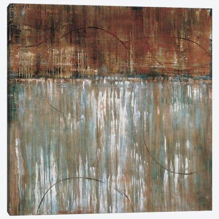 Steel Arcs Canvas Print #JAR118} by Liz Jardine Canvas Art Print