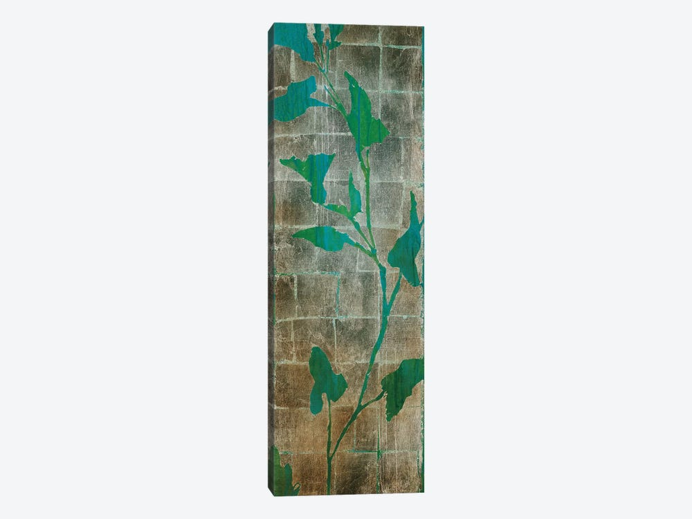 Transparent Leaves II by Liz Jardine 1-piece Canvas Art