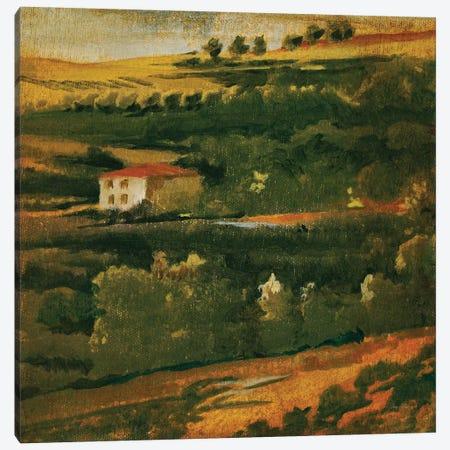 Trip Around The World I Canvas Print #JAR125} by Liz Jardine Canvas Print