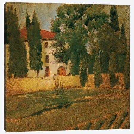 Trip Around The World II Canvas Print #JAR126} by Liz Jardine Art Print