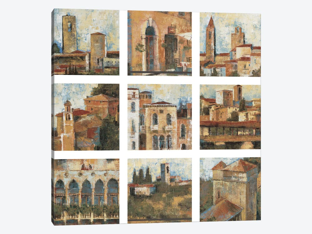 Tuscan Series 1-piece Canvas Artwork