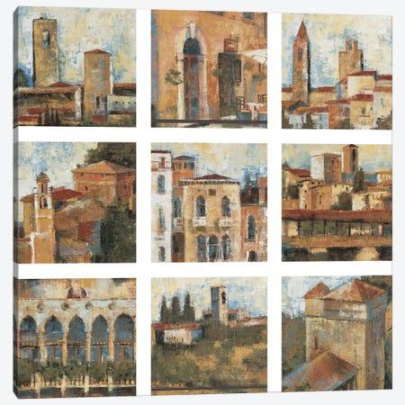Tuscan Series Canvas Print #JAR127} by Liz Jardine Canvas Print