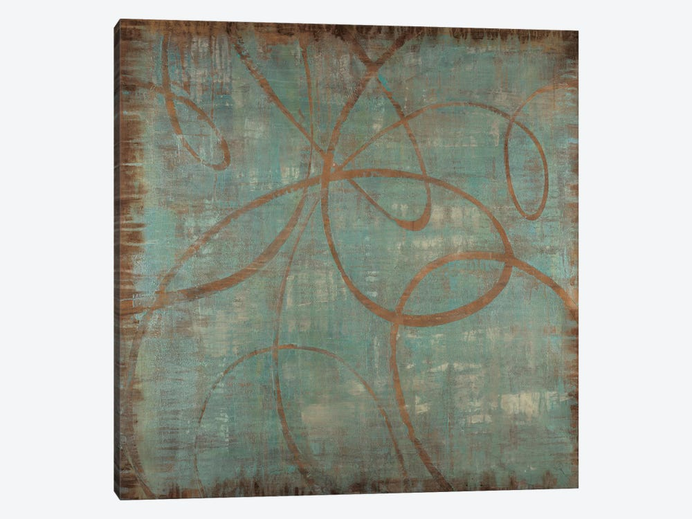 Unraveling by Liz Jardine 1-piece Canvas Print