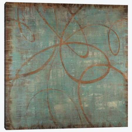 Unraveling Canvas Print #JAR131} by Liz Jardine Canvas Print