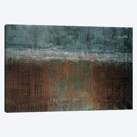 Verdigris Canvas Print #JAR132} by Liz Jardine Art Print