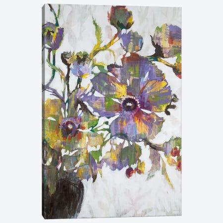 Vivid Poppies Canvas Print #JAR133} by Liz Jardine Canvas Print