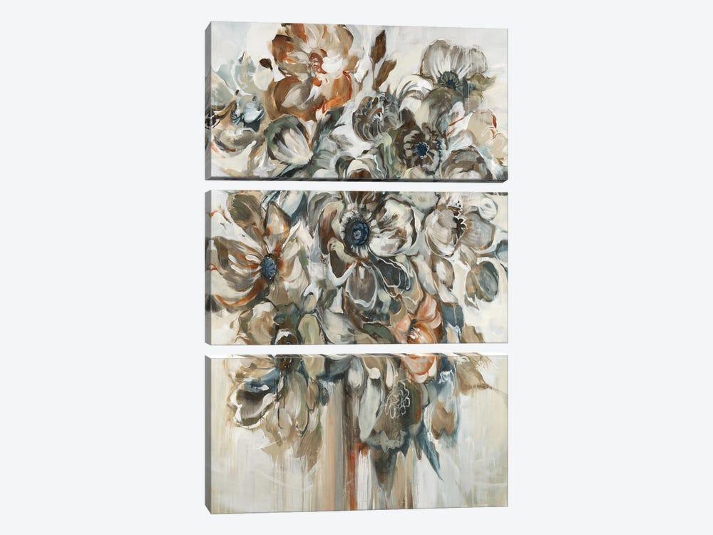 Wild At Heart by Liz Jardine 3-piece Canvas Wall Art