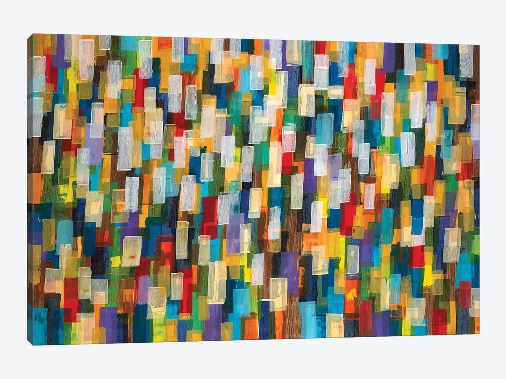 Confetti II by Liz Jardine 1-piece Canvas Art Print
