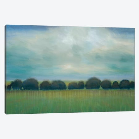 Greener Pastures 3-Piece Canvas #JAR143} by Liz Jardine Canvas Art