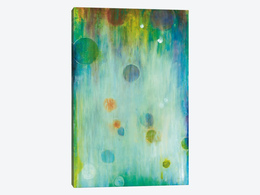 Blown Glass I by Liz Jardine 1-piece Canvas Art