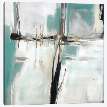 Beach House II 3-Piece Canvas #JAR150} by Liz Jardine Art Print