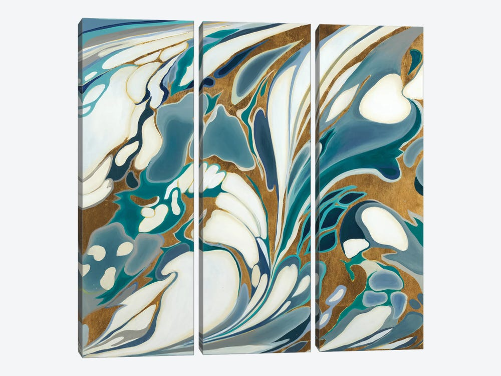 Butterfly Dreams by Liz Jardine 3-piece Canvas Artwork