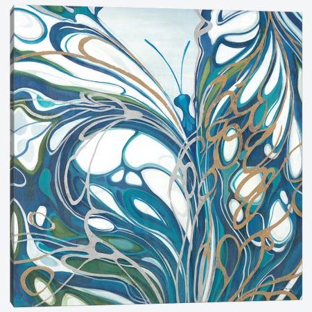 Flight Of The Butterfly Canvas Print #JAR160} by Liz Jardine Canvas Artwork