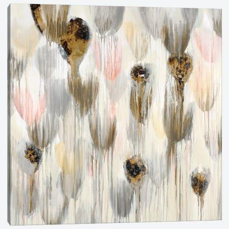Life Aquatic In Blush 3-Piece Canvas #JAR166} by Liz Jardine Canvas Print