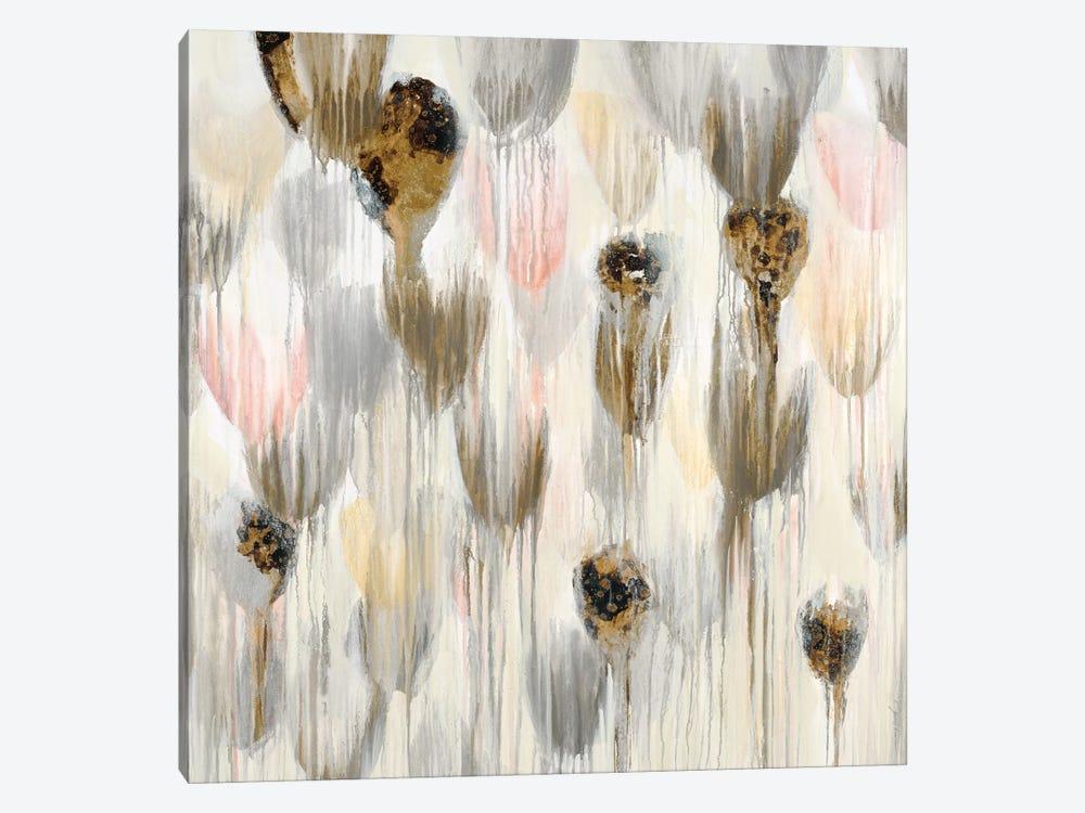 Life Aquatic In Blush by Liz Jardine 1-piece Canvas Art Print