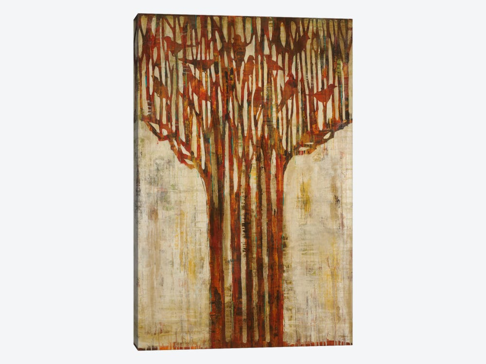 Branching Out by Liz Jardine 1-piece Canvas Wall Art