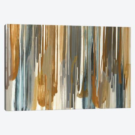 Optical Illusion 3-Piece Canvas #JAR170} by Liz Jardine Canvas Art Print