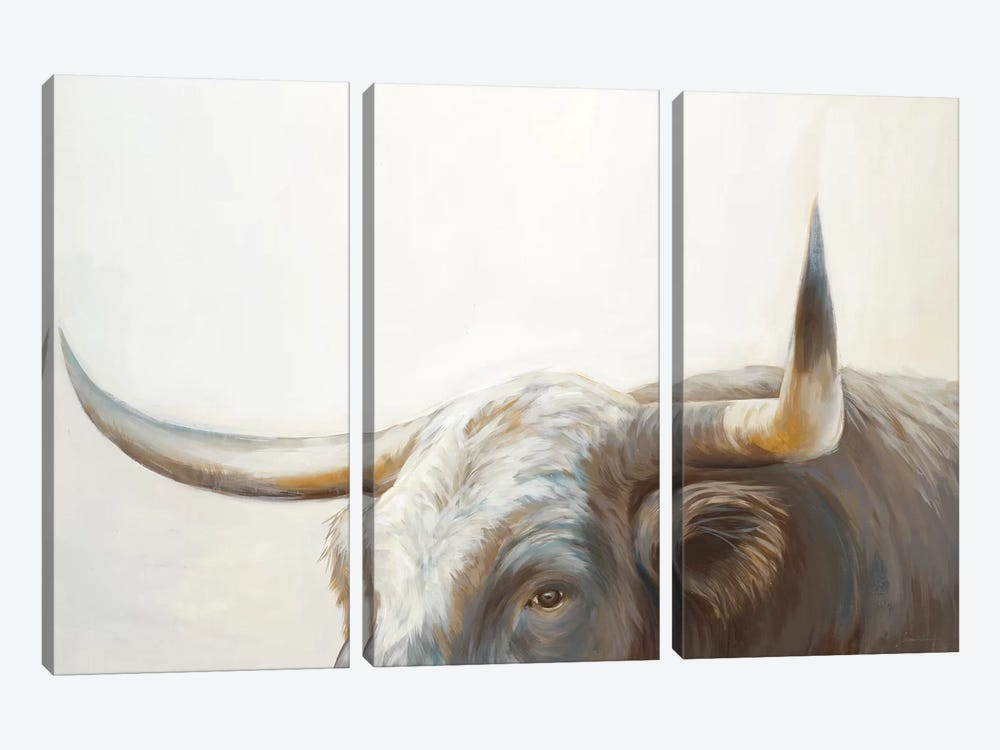 Wild Thing by Liz Jardine 3-piece Canvas Artwork