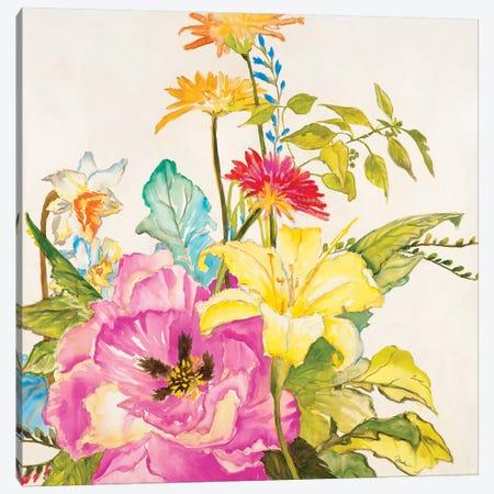 A Brilliant New Day Canvas Print #JAR185} by Liz Jardine Canvas Art Print