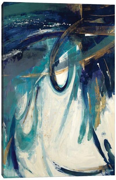 Broad Strokes Canvas Art Print