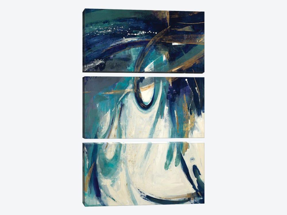 Broad Strokes by Liz Jardine 3-piece Art Print
