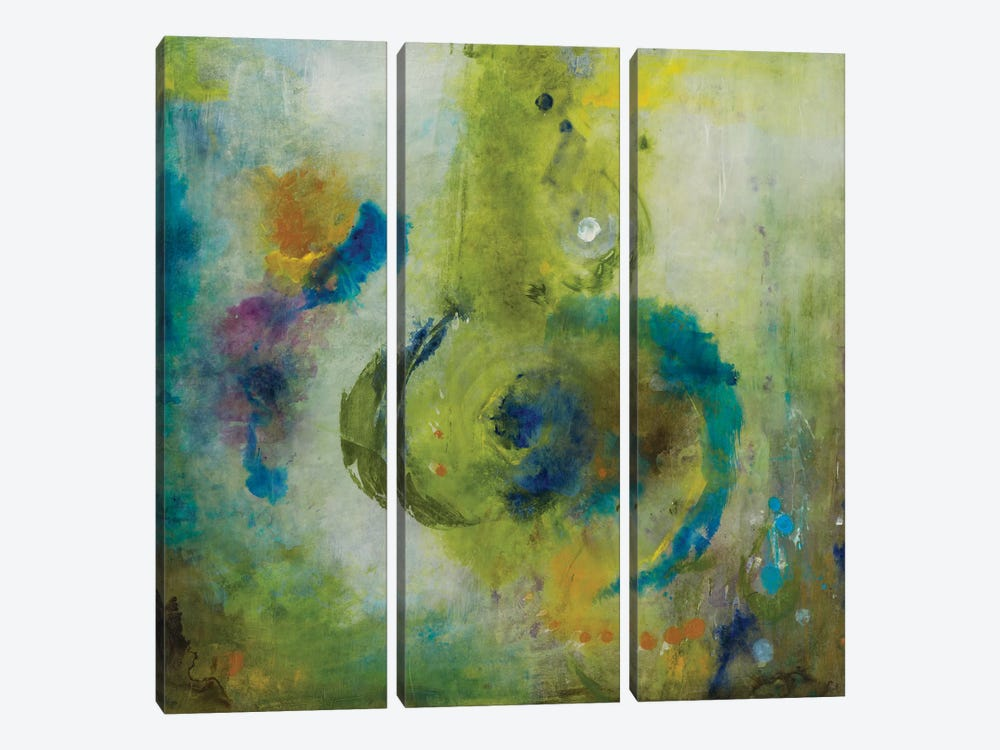 Eye Of The Storm I 3-piece Canvas Wall Art