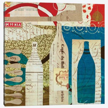 Fruit Of The Wine Canvas Print #JAR202} by Liz Jardine Canvas Art Print