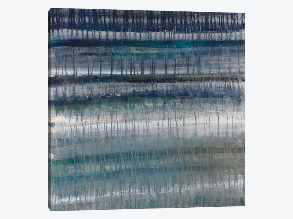 Hand Blown Glass by Liz Jardine 1-piece Canvas Wall Art