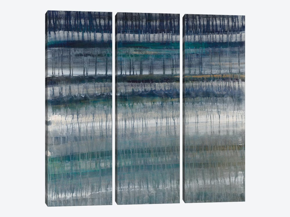 Hand Blown Glass by Liz Jardine 3-piece Canvas Artwork