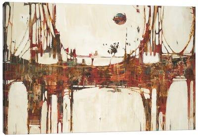 Building Bridges Canvas Art Print