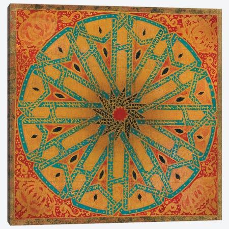 Persian Coins IV 3-Piece Canvas #JAR232} by Liz Jardine Canvas Art