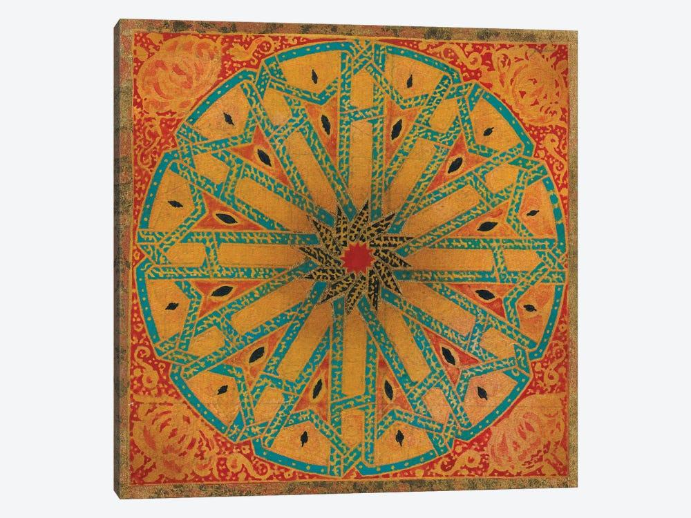 Persian Coins IV by Liz Jardine 1-piece Canvas Artwork